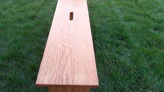 Heirloom Bench