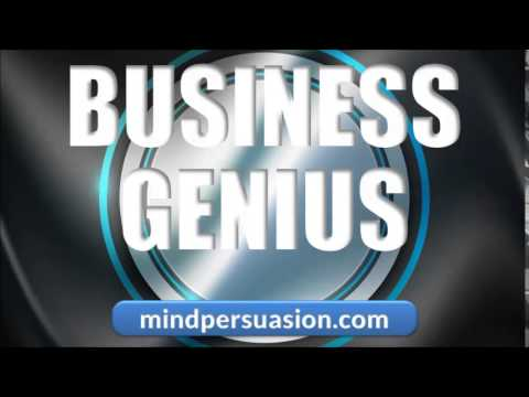 Business Genius   Millionaire Entrepreneur   Turn Ideas Into Mountains of Cash