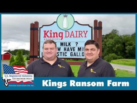 Kings Ransom Farm Virtual Farm Tour at World Dairy Expo