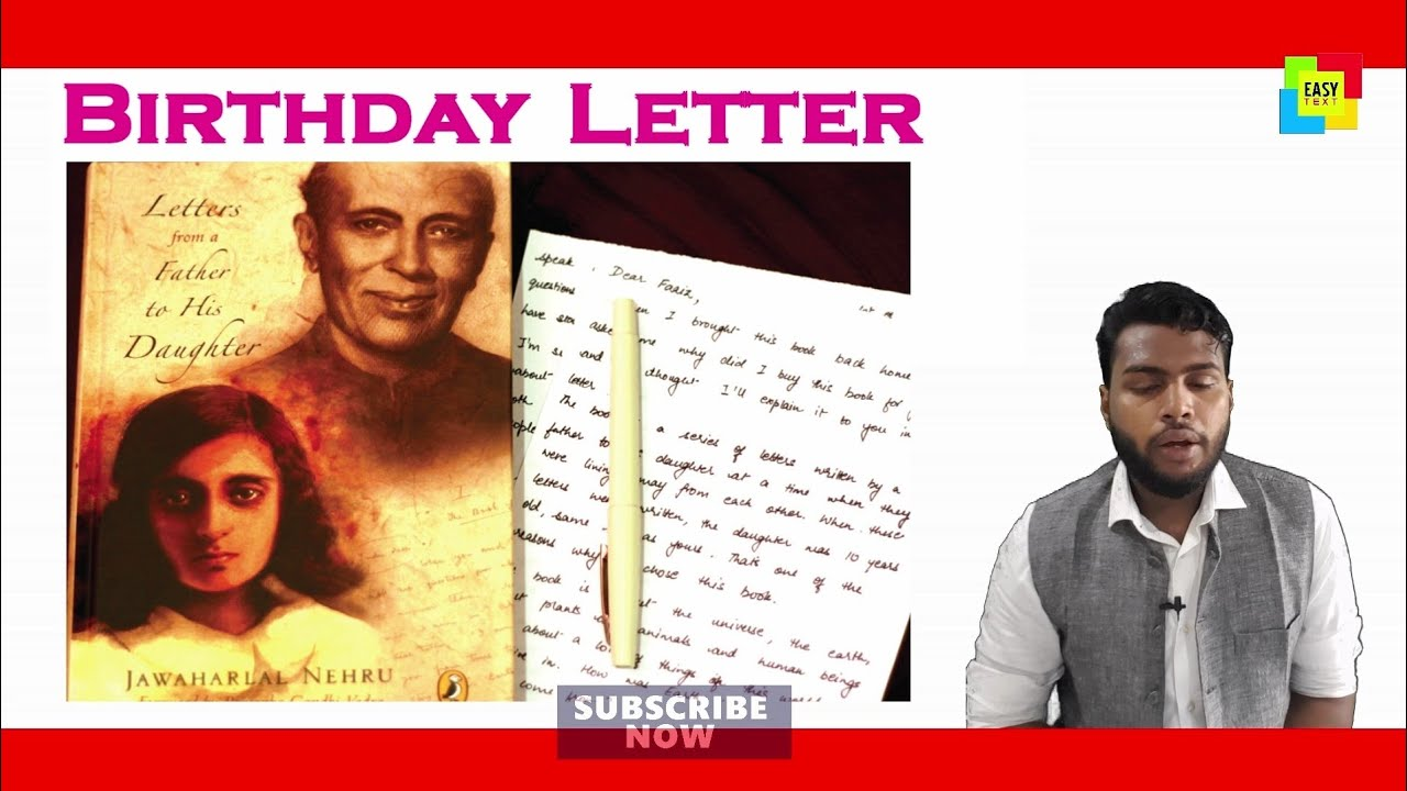 birthday letter video part 2 standard 5 meaning in malayalam