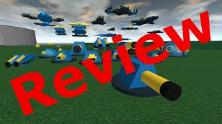 Roblox Game Review Monday (Laser Tanks)
