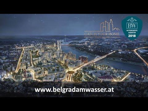 Belgrad am Wasser | Invest in Belgrade