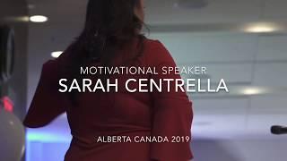 Motivational Speaker Sarah Centrella