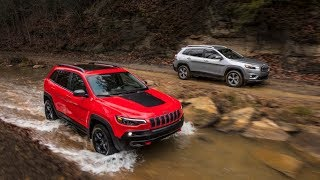 First Look | 2019 Jeep Cherokee Uncovered | All-new motor, invigorating new face