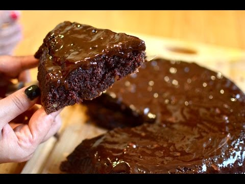 Chocolate Walnut Cake Recipe | Chocolate Cake Recipe | Easy And Quick Chocolate Dessert Recipe
