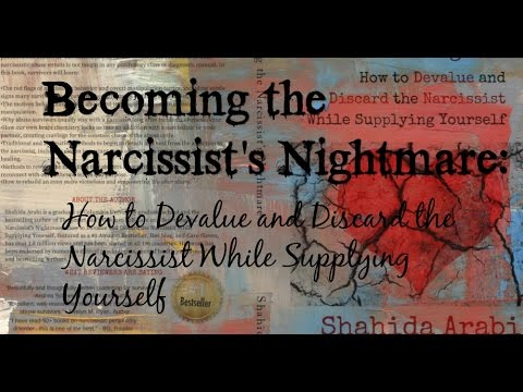 How do you become a narcissist