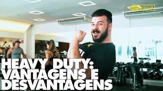 Dicas do Laercio: a técnica Heavy Duty é benéfica para quem treina?