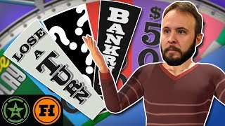 YOU BROKE THE RULES - Wheel of Fortune | Let's Play
