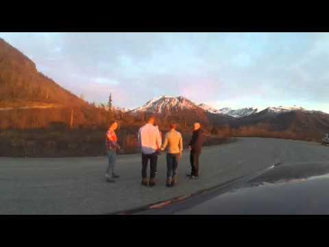 Mr. & Mrs. Fahey's Wedding In Anchorage Alaska