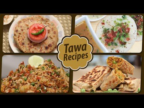 Tawa Recipes | Quick, Easy Homemade Tawa Receipes