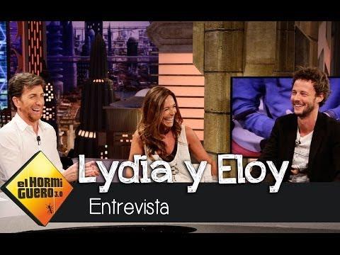 El Hormiguero 3.0  Entrevista a Eloy Azorín y Lydia Bosch