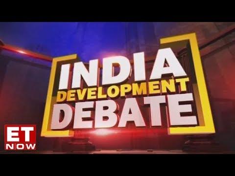 The Jobs Debate | 4 Year Report Card Of Modi Govt |  India Development Debate
