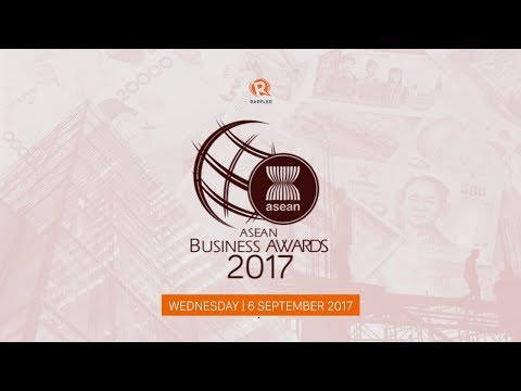LIVE: ASEAN Business Awards 2017