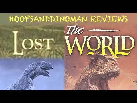 The Lost World 1925 vs. 2001
