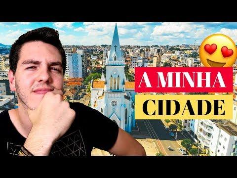 CONHEÇA a MELHOR CIDADE de MINAS GERAIS para VIVER !