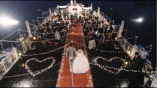 [The Au Co Luxury Cruise] Wedding Ceremony on The ...