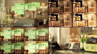 Korean Coffee Shops: Café Lua