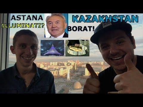 Astana And Kazakhstan: Beyond Borat And The Illuminati — A FreeManCast