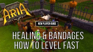 NEW PLAYER GUIDE | Bandages & Healing | Legends of Aria (Ultima Online 2)