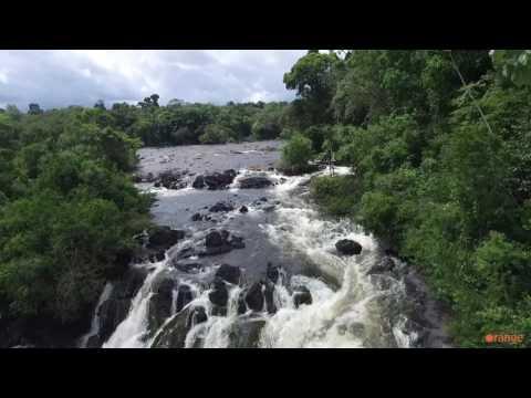 Blanche Marie Falls - Orange Travel Suriname