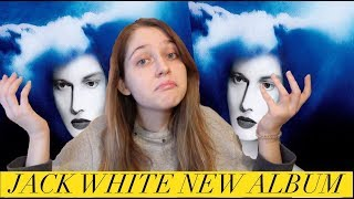 Jack White - Boarding House Reach   Обзор альбома (album review)