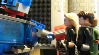 LEGO Transformers: Dark of the…