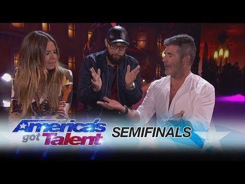 Eric Jones: Magician Amazes Audiences With Coin Tricks - America's Got Talent 2017