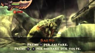 God of War: Ghost of Sparta (ITA)-1- Una visione irrequieta