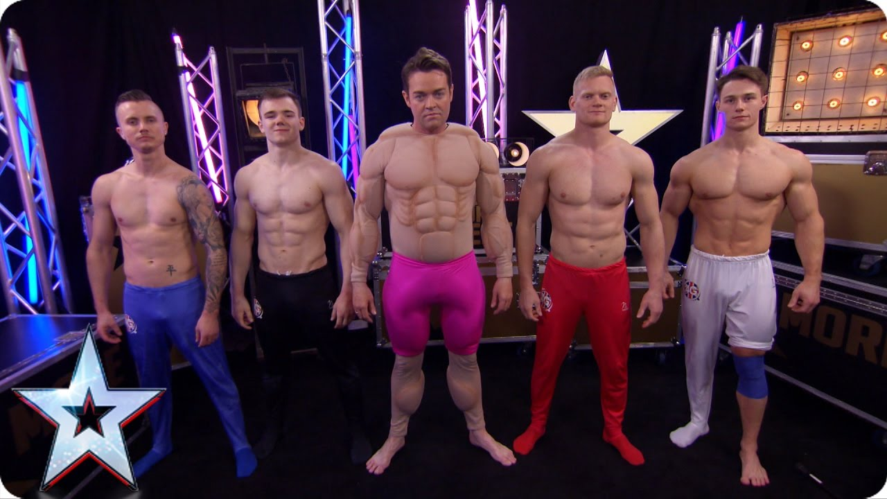 Britain's got talent's the brotherhood strip topless and promise fans the real story behind show exit