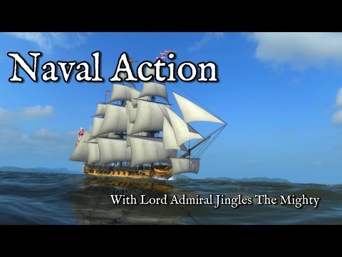 Naval Action - Kissing the Gunners' Daughter
