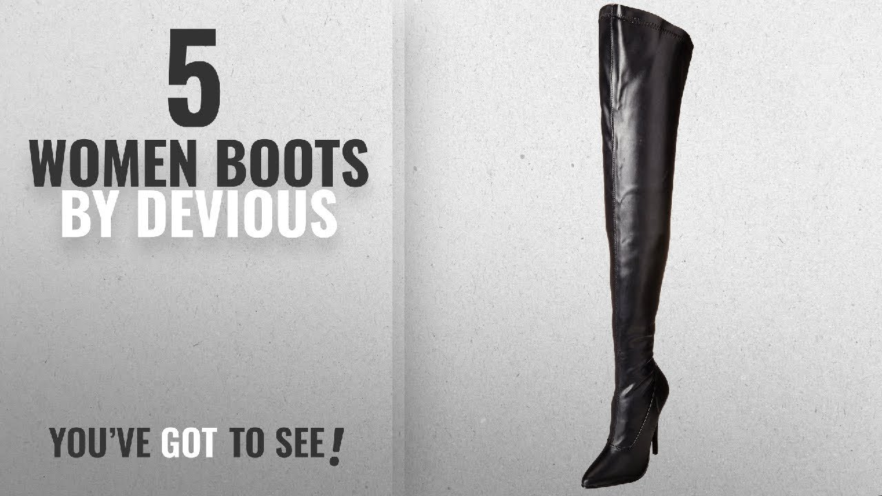 Domina-3000, Womens Ankle Boots Devious