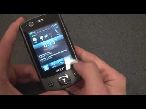 Dual SIM Acer DX900 Two-Line Demo
