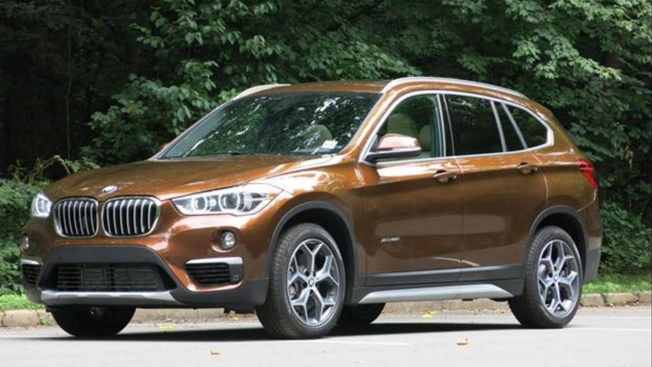Bmw X1 2018 Car Review Youtube