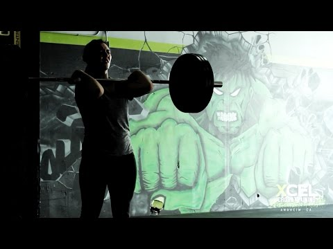 Anaheim X-cel trailer (Crossfit/Crosstraining) MOTIVATIONAL FITNESS VIDEO