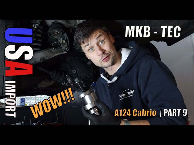 MKB TEC | Differential, 3D & Holz | Part 9