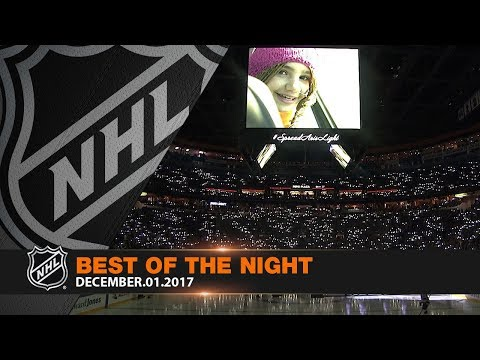 Pavelski's 300th NHL goal, Ari's tribute highlight the best of the night