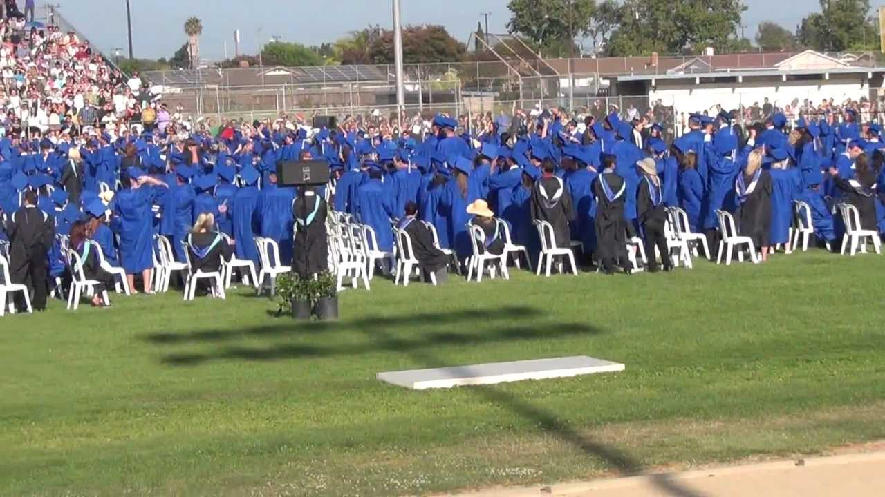 Pacifica High School Class 2011 Graduation Day Streaker Youtube