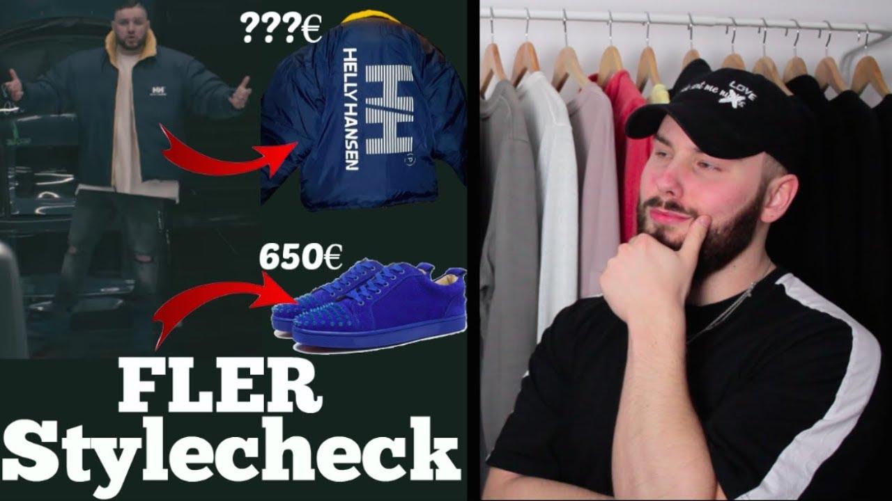 offizieller Laden Details für kostengünstig Fler - Highlevel Ignoranz IM STYLECHECK | Saint Moré