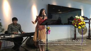 Chrisye Cintaku [cover] by Lumiere Acoustic
