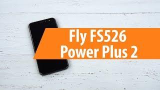 Розпаковування Fly харчування FS526 плюс 2 / розпаковування Fly харчування FS526 плюс 2