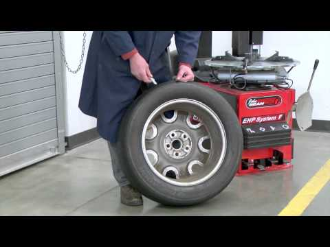 SCC Automotive Training - John Bean EHP Tire Changer