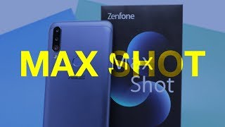Hands-on do Zenfone Max Shot - o brasileiro da Asus