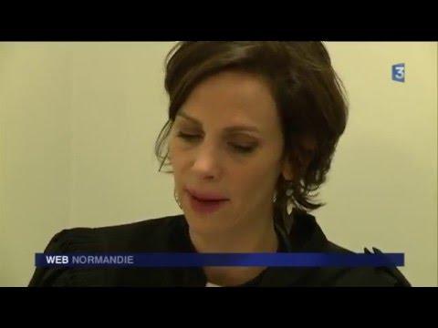 Les Gens d'ici - Portrait de l'avocate rouennaise Cécile Madeline
