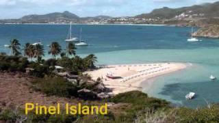 St Martin, St Barth, Anguilla
