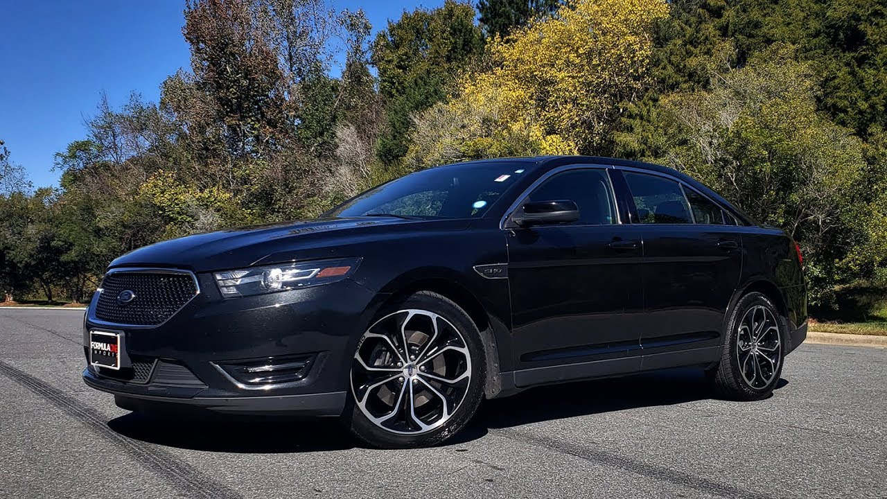 2015 ford taurus sho for sale formula one imports charlotte
