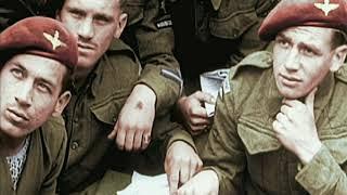 Вторая мировая война в цвете HD серия #9 Высадка союзников в Нормандии