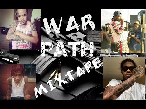 Alkaline Vs Tommy Lee Sparta Vs Blak Ryno Vs Gage | War Path Mixtape | 2015 | Dancehall Mix