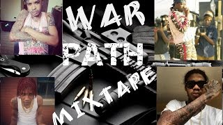 Alkaline Vs Tommy Lee Sparta Vs Blak Ryno Vs Gage | War Path Mixtape | 2015 | Dancehall Mix