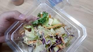 홈플러스 샐러드 먹방 & 시리얼