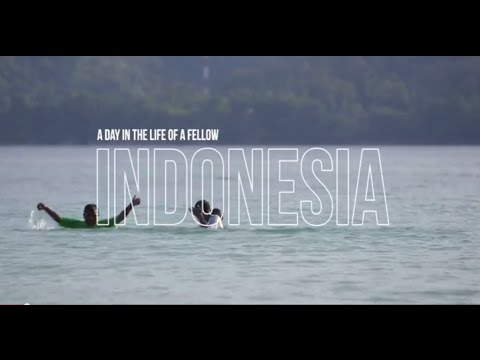 A Day in the Life of a Fellow - Indonesia